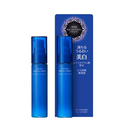 Whitening serum that provides a comfortable feeling every time you use it and fills the skin with moisture