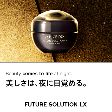 FUTURE SOLUTION LX THE BEAUTY OF REVERENCE.新フューチャーソリューション LX 誕生。