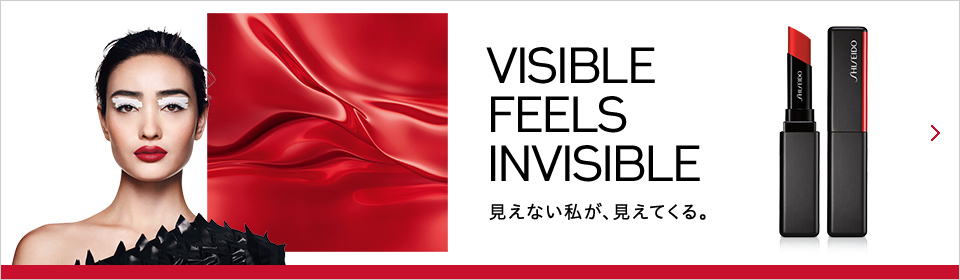 VISIBLE FEELS INVISIBLE 見えない私が、見えてくる。
