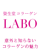 Shiseido Collagen LABO. The Unexpected Appeal of The Collagen.
