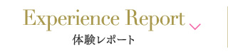 Experience Report 体験レポート