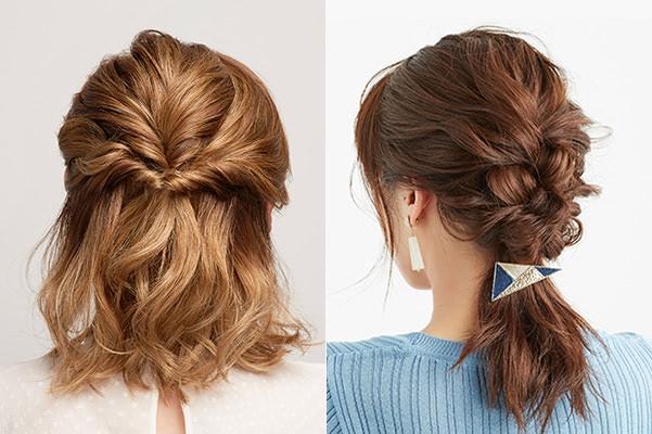 【くるりんぱヘア完全版】髪の長さ別♪セルフアレンジを一挙公開
