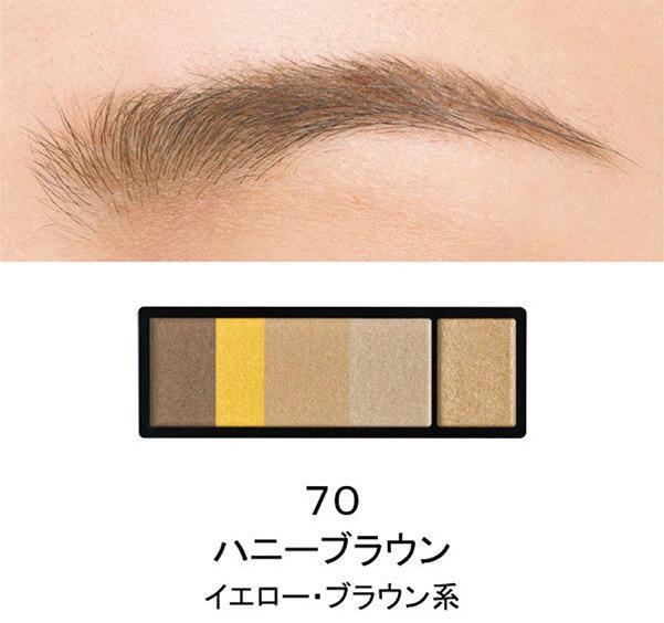 肌の色別! 失敗しない眉毛の色選び