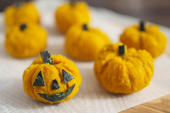 ハロウィンレシピ】美容にうれしい成分もGOOD!かぼちゃ&チーズ